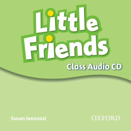 9780194432245: Little Friends: Class CD