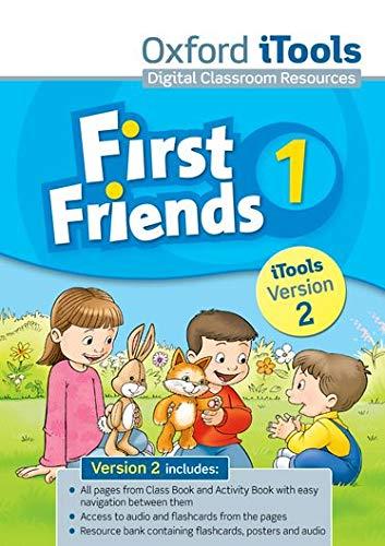 9780194432290: First Friends 1 Teachers Itools DVD-rom