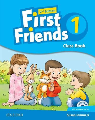 9780194432368: First Friends: Level 1: Class Book and MultiROM Pack
