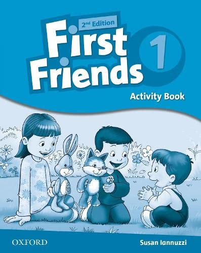 9780194432399: First friends. Active book. Con espansione online. Per la Scuola elementare: Little and First Friends 1: Activity Book 2nd Edition (Little & First Friends Second Edition) - 9780194432399