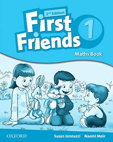 9780194432405: First Friends: Level 1: Maths Book