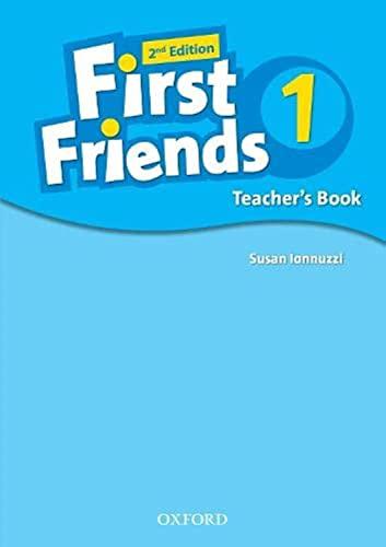 9780194432412: First Friends: Level 1: Teacher's Book