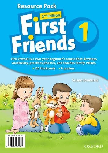 9780194432443: Little and First Friends 1: Teacher's Resource Pack 2nd Edition (Little & First Friends Second Edition)
