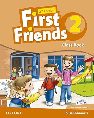 9780194432474: First Friends: Level 2: Classbook & Multi-ROM Pack