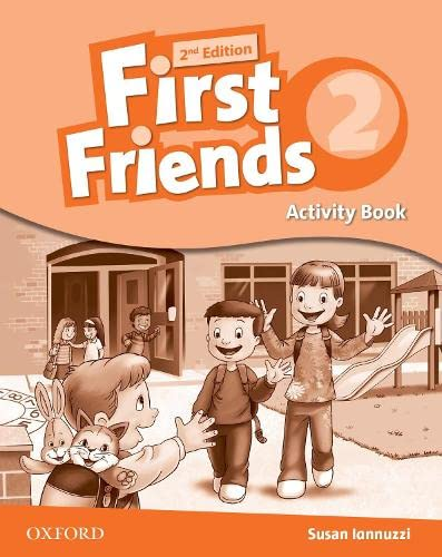 9780194432504: First Friends: Level 2: Activity Book