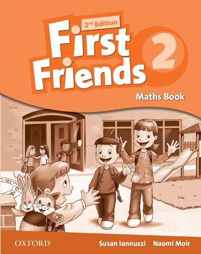First Friends: Level 2: Maths Book: NA