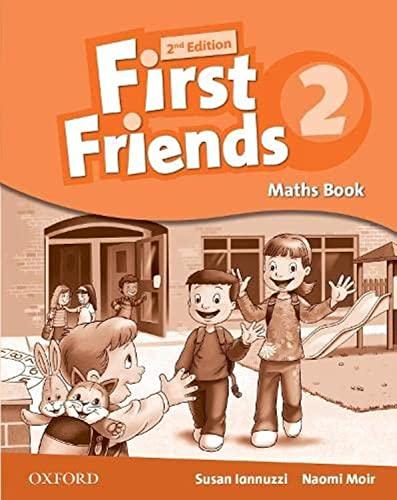9780194432511: First Friends: Level 2: Maths Book