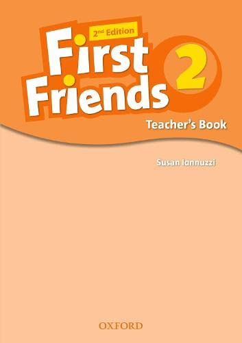 9780194432528: Little and First Friends 2 :Teacher's Book 2nd Edition (Little & First Friends Second Edition)