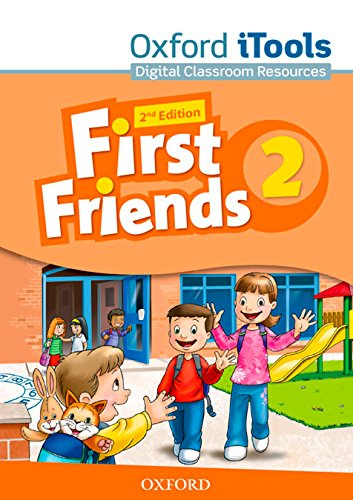 9780194432542: First Friends 2Ed 2 Itools