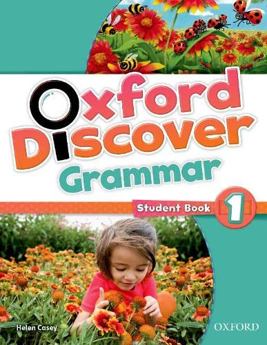 9780194432597: Oxford Discover Grammar 1: Student's Book - 9780194432597