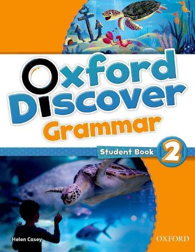 9780194432627: Oxford Discover Grammar 2: Student's Book