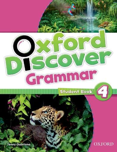 9780194432689: Oxford Discover Grammar 4: Student's Book