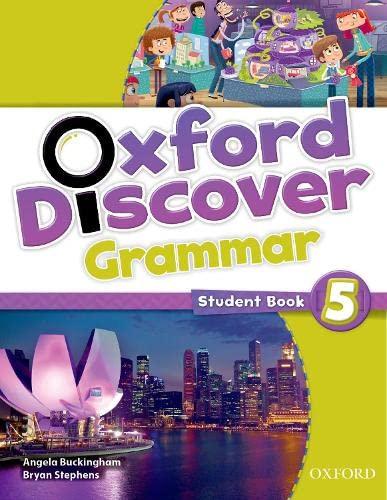 9780194432719: Oxford Discover Grammar 5: Student's Book