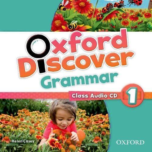 9780194432788: Oxford Discover: 1: Grammar Class Audio CD