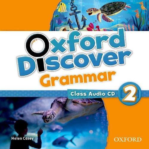 9780194432825: Oxford Discover: 2: Grammar Class Audio CD