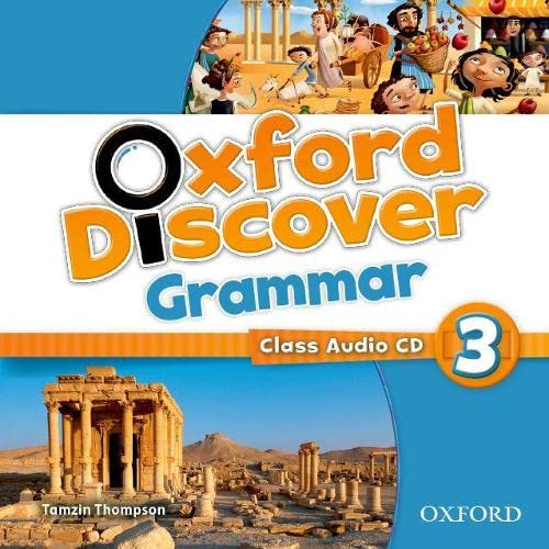 9780194432863: Oxford Discover Grammar 3: Class CD