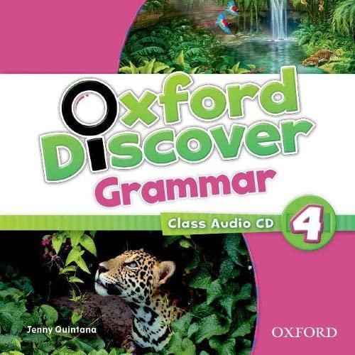9780194432900: Oxford Discover: 4: Grammar Class Audio CD