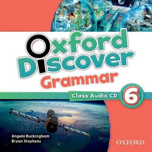 9780194432986: Oxford Discover: 6: Grammar Class Audio CD