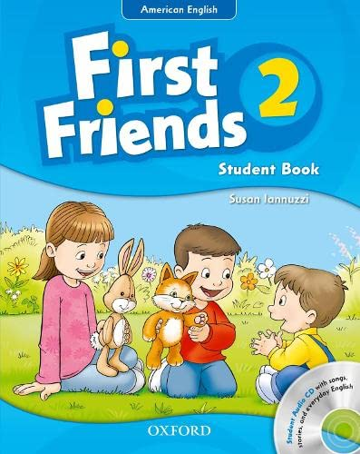 First Friends (American English): 2: Student Book: NA