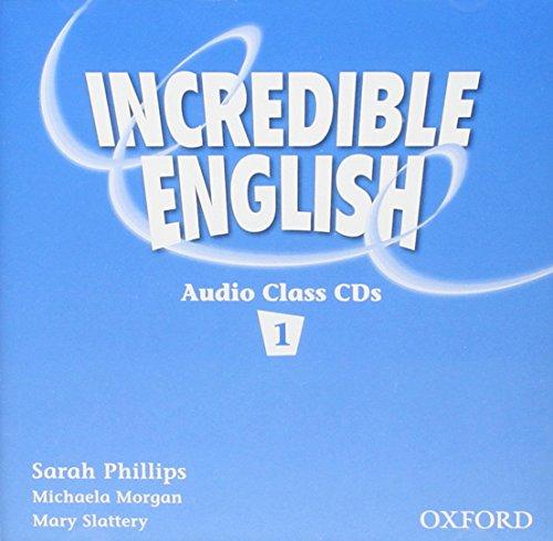 9780194440370: Incredible English 1: Class Audio CD