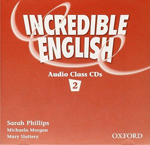 9780194440387: Incredible English 2: Incredible english kit 2 cl au cd