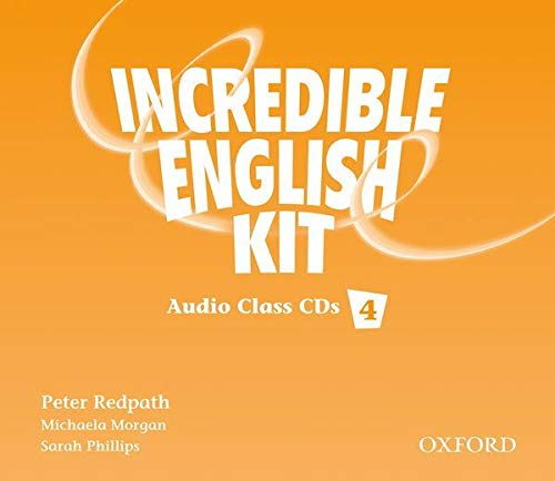 9780194440400: Incredible English 4: Class Audio CD