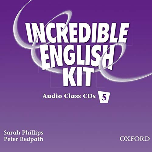 9780194440417: Incredible English 5: Class Audio CDs