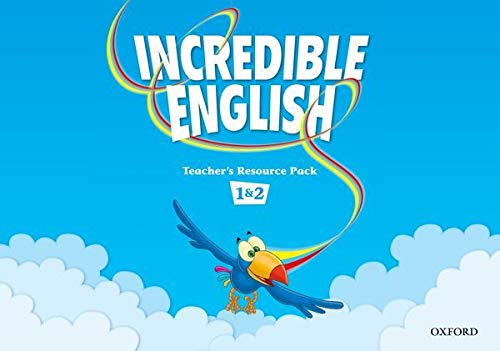 9780194440721: Incredible English: 1 & 2: Teacher's Resource Pack