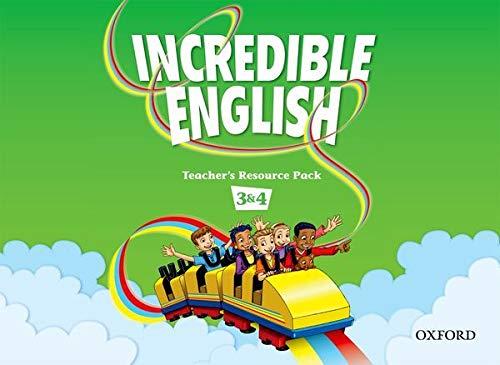 Incredible English: 3 & 4: Teacher's Resource