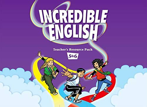 9780194440745: Incredible English: 5 & 6: Teacher's Resource Pack