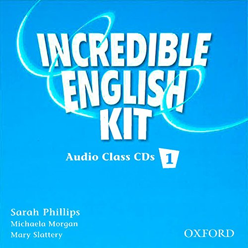 9780194440936: Incredible English Kit 2nd edition 1. Class CD