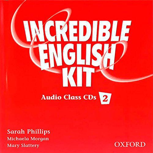 9780194440943: Incredible English Kit 2: Class Cd