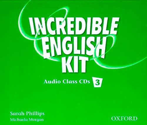9780194440950: Incredible English Kit 3: Class CD (3)