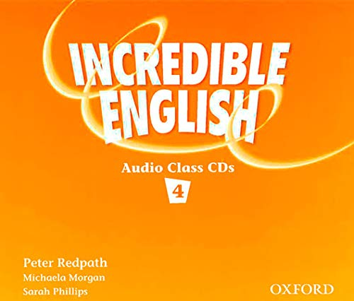 9780194440967: Incredible English Kit 4: Class CD (3)