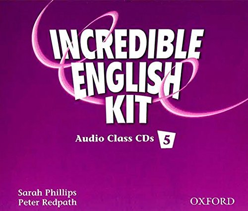 9780194440974: INCREDIBLE ENGLISH KIT 5 CL CD (ES)