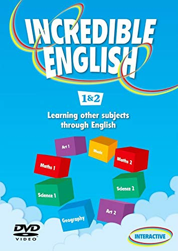 Incredible English: 1 2: DVD