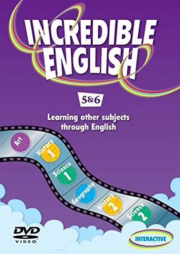 9780194441285: Incredible English 5: DVD (5 & 6)