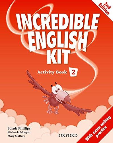 9780194441667: Incredible English Kit 2: Activity Book 2E