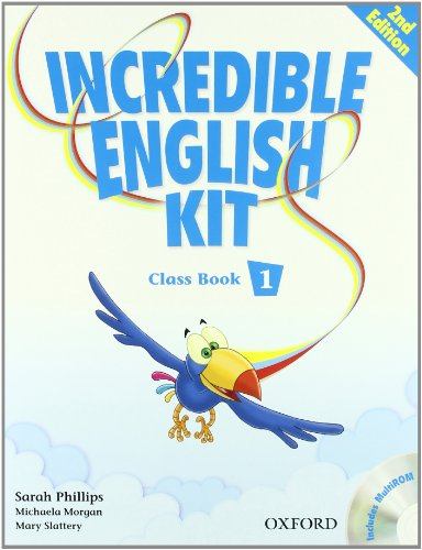 Incredible English Kit 1 Class Book +: Varios autores