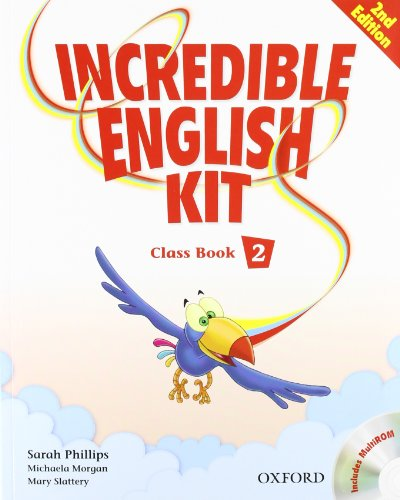 9780194441698: Incredible English Kit 2: Class Book and CD-R Pack 2nd Edition
