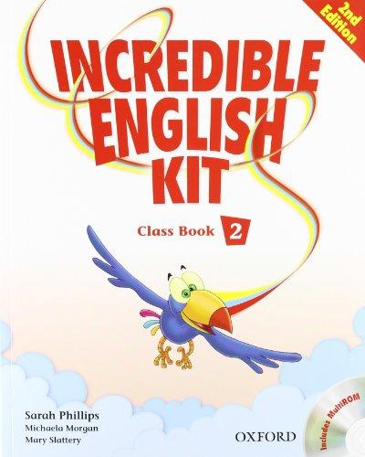 Incredible english kit 2 cb & cd-r
