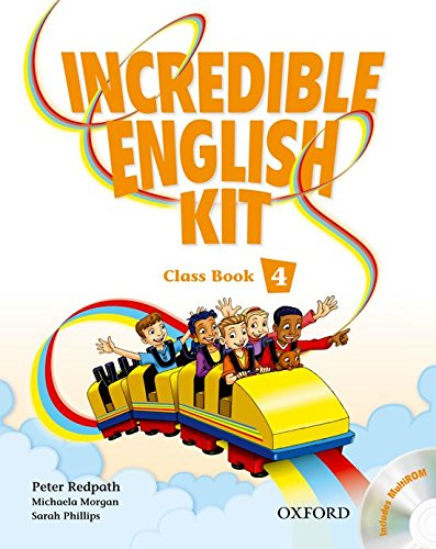 9780194441711: Incredible English Kit 4: Class Book and CD-ROM Pack