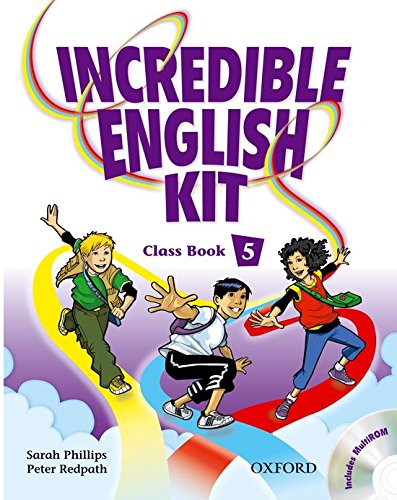 9780194441728: Incredible English Kit 5: Class Book and CD-ROM Pack