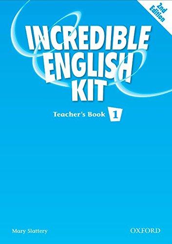 9780194441742: INCREDIBLE ENGLISH KIT 1 TB PACK 2E