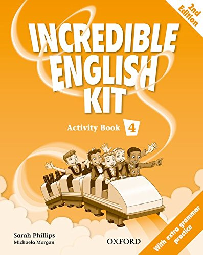 9780194441889: Incredible English Kit 4: Activity Book 2E