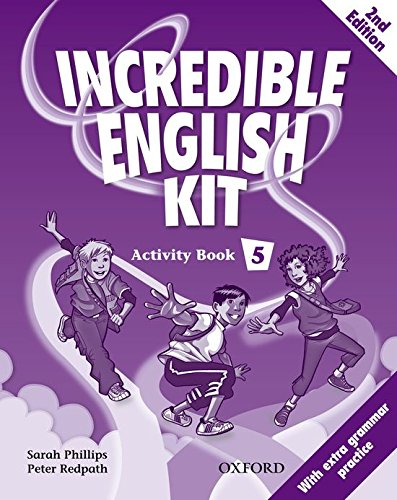9780194441896: Incredible English Kit 5: Activity Book 2nd Edition