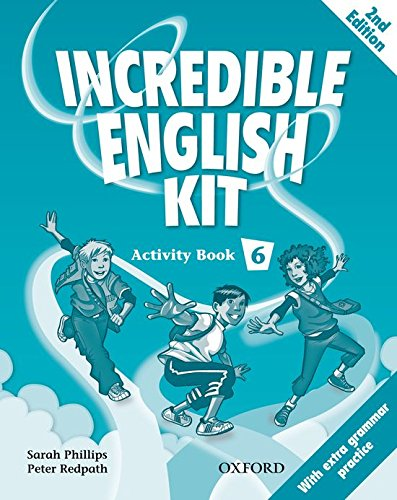 9780194441902: Incredible English Kit 6: Activity Book 2nd Edition