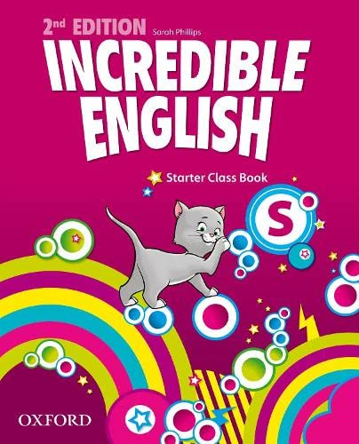 Incredible English: Starter. Class Book 2/e (Paperback)