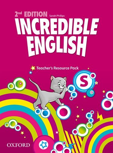 9780194442077: Incredible English: Starter: Teacher's Resource Pack: Develop Incredible English even earlier!