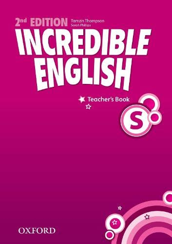 9780194442084: Incredible English Starter: Teachers Book